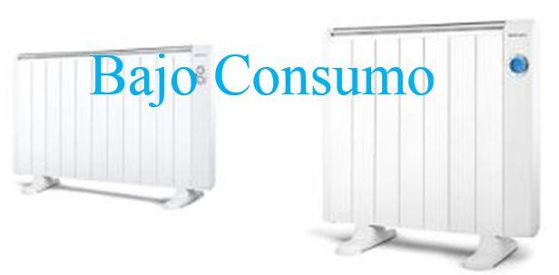 radiadores electricos bajo consumo orbegozo