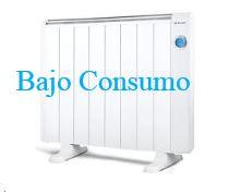 radiadores electricos de pared bajo consumo