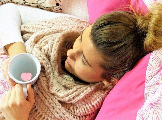 temperatura ideal calefacción para dormir